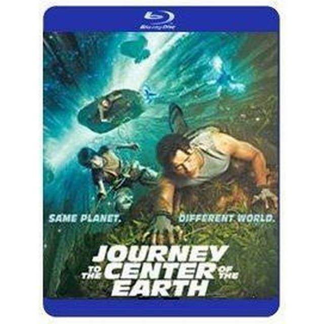 Journey To The Centre Of The Earth 3D [Blu-ray] [2008]